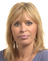 headshot of Alessandra MUSSOLINI
