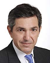 headshot of Stavros LAMBRINIDIS