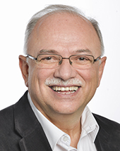 headshot of Dimitrios PAPADIMOULIS