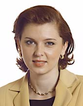 headshot of Roberta Alma ANASTASE