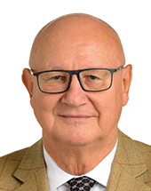 headshot of Ioan Mircea PAŞCU