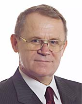 headshot of Sándor KÓNYA-HAMAR