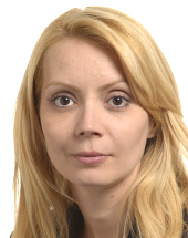 headshot of Daciana Octavia SÂRBU