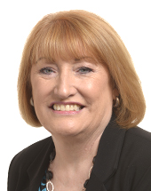 headshot of Dame Glenis WILLMOTT