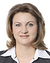 headshot of Silvia-Adriana ȚICĂU