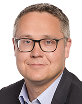 headshot of Johan DANIELSSON