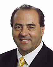 headshot of Antonio DI PIETRO