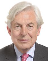 headshot of Geoffrey VAN ORDEN