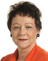 headshot of Baroness Sarah LUDFORD