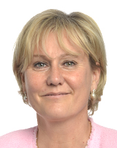 headshot of Nadine MORANO