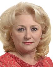 headshot of Viorica DĂNCILĂ