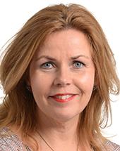 headshot of Cecilia WIKSTRÖM
