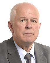 headshot of Algirdas SAUDARGAS