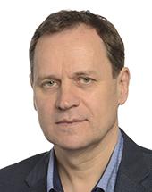 headshot of Valdemar TOMAŠEVSKI
