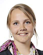 headshot of Emilie TURUNEN