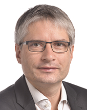 headshot of Sven GIEGOLD