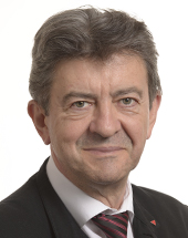 headshot of Jean-Luc MÉLENCHON