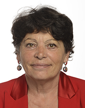 headshot of Michèle RIVASI