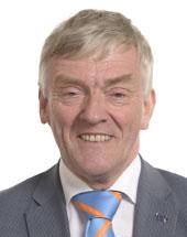 headshot of Wim van de CAMP