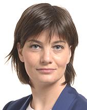 headshot of Lara COMI