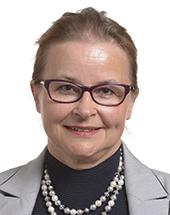 headshot of Danuta JAZŁOWIECKA