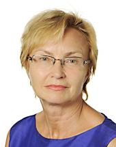 headshot of Lena KOLARSKA-BOBIŃSKA