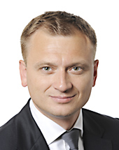 headshot of Sławomir NITRAS