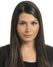 headshot of Elena BĂSESCU