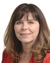 headshot of Jutta STEINRUCK