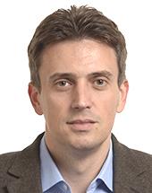 headshot of Cătălin Sorin IVAN