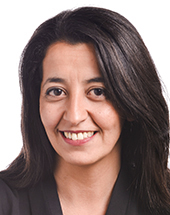headshot of Karima DELLI