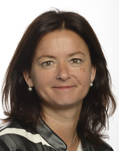headshot of Tanja FAJON