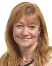 headshot of Kay SWINBURNE