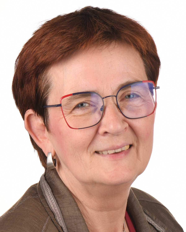 headshot of Birgit SIPPEL