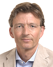 headshot of Gerben-Jan GERBRANDY
