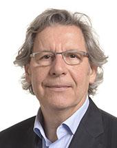 headshot of Gilles PARGNEAUX