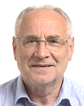 headshot of Ivo VAJGL