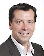 headshot of Frédéric DAERDEN