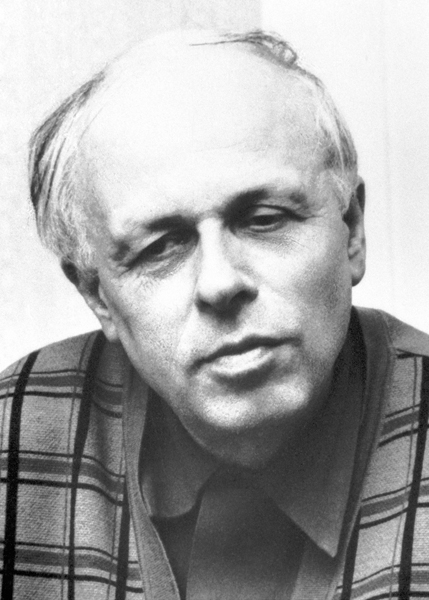 Andrei Sakharov, 1975 © Copyright_The Nobel Foundation