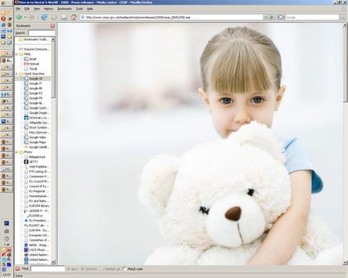 2009–2013: 55 millió euró a gyermekek online biztonságáért ©BELGA_MAXPPP_Eric Audras