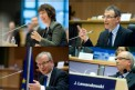 Kandidati za komisarje: Catherine Ashton, Andris Piebalgs, Janusz Lewandowski, Olli Rehn