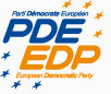 Logo of European Democratic Party party