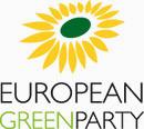 Logo of European Green Party party