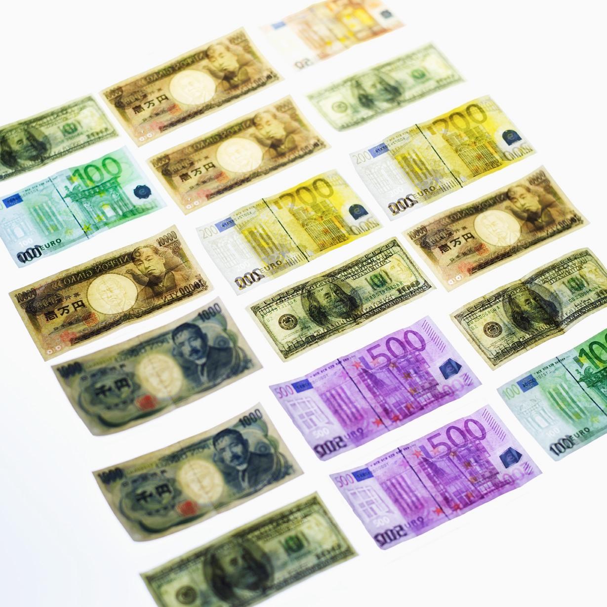 Echt geld of nep geld de verlenging en uitbreiding van het pericles