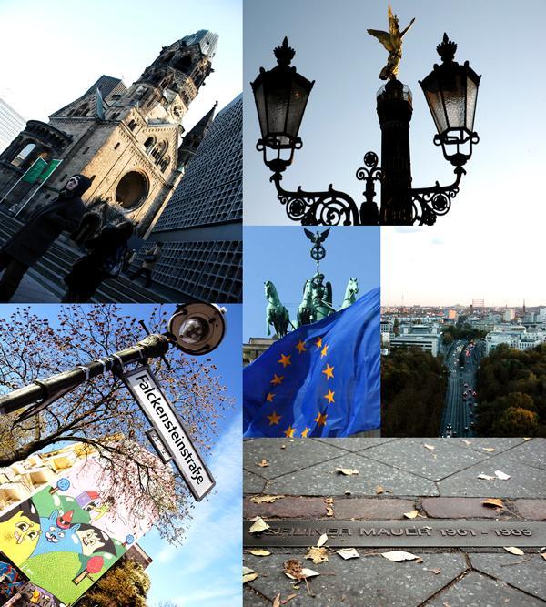 új év, mint egy berlini ismerkedés a berlini angol