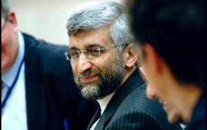 Saeed Jalili at the EP