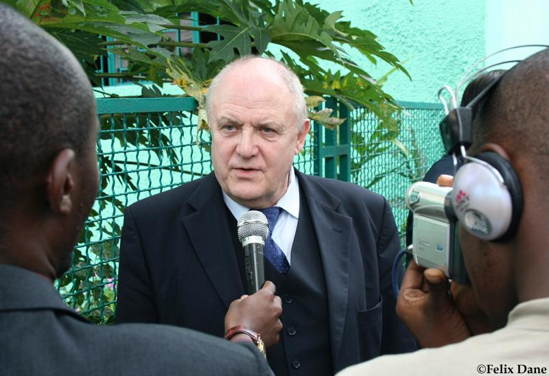 Fredsavtal klart for ostra kongo