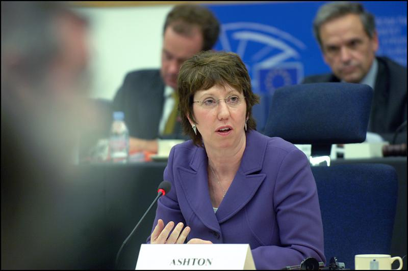 Q&A in Strasbourg: Ashton told MEPs she supports WTO talks and open trade, 20 October.