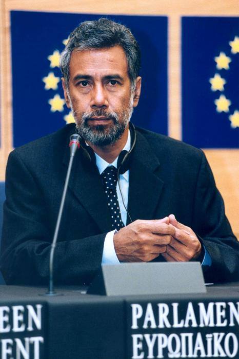 Xanana Gusmão: East Timorese who won prize in 1999 for opposition to Indonesia