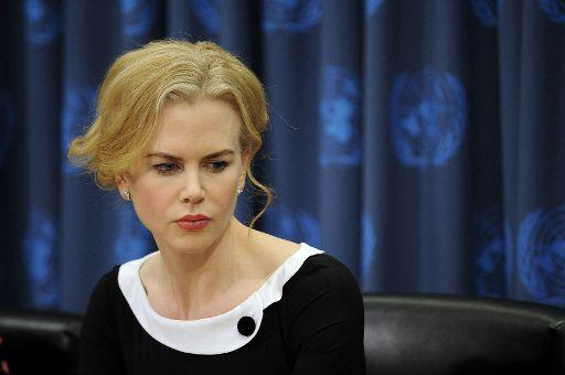 "Nicole Kidman has called on people to ""raise their voices"" against violence towards women. ©BELGA"
